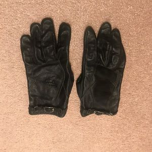 Harley Davison Leather Gloves